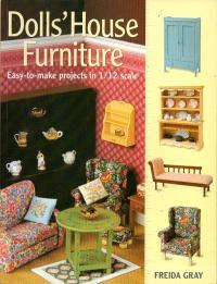 Livre Dolls'house furniture Dollsh10