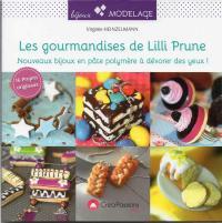 Livre Les gourmandises de Lilli Prune Gourma10