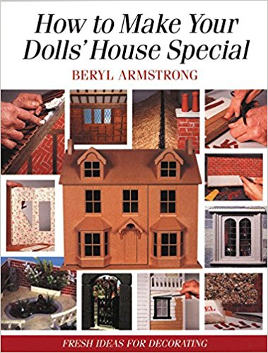 Livre How to Make Your Dolls' House Special: Fresh Ideas for Decorating  How_to10