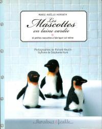 Livre Les mascottes en laine cardée Lesmas10