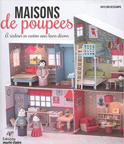 Livre Ma Mini Maison de Poupée Ma_min10