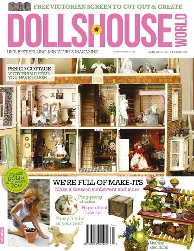 Magazine Dolls house World Magazi11