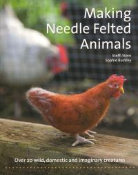 Livre Making needle felted animals Making15