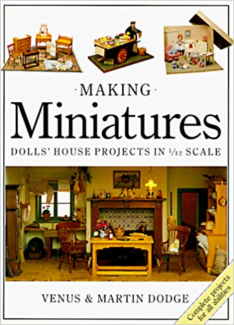 Livre Making Miniatures: In 1/12 Scale Making23