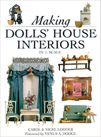Livre Making Dolls' House Interiors: Decor and Furnishings in 1/12 Scale Making26