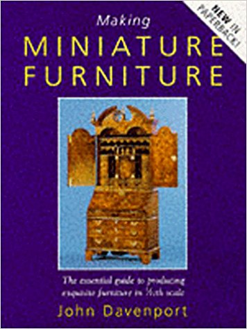 Livre Making Miniature Furniture: The Essential Guide to Producing Exquisite Furniture in 1/12th Scale Making28