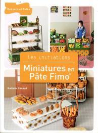 Livre Miniatures en pâte Fimo Miniat17