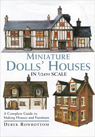 Livre Miniature Dolls' Houses in 1/24th Scale Miniat19