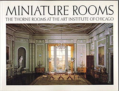 Livre Miniature Rooms: The Thorne Rooms at the Art Institute of Chicago Miniat27