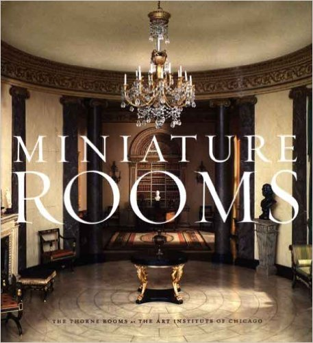 Livre Miniature Rooms: The Thorne Rooms at the Art Institute of Chicago Miniat35