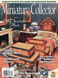 Magazine Miniature collector Miniat36