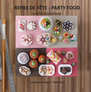 Livre repas de fête party food Repas_10