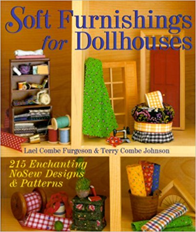 Livre Soft Furnishings for Dollhouses: 215 Enchanting Nosew Designs & Patterns Soft_f10