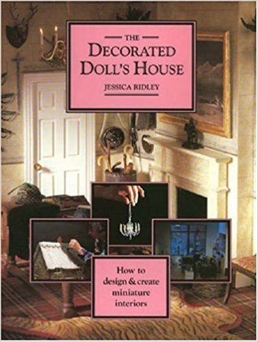 Livre The Decorated Doll's House The_de10