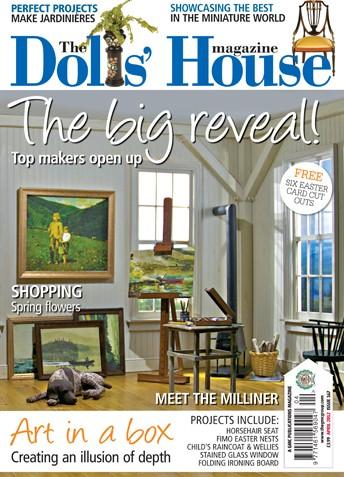 Magazine the Dolls house magazine The_do13