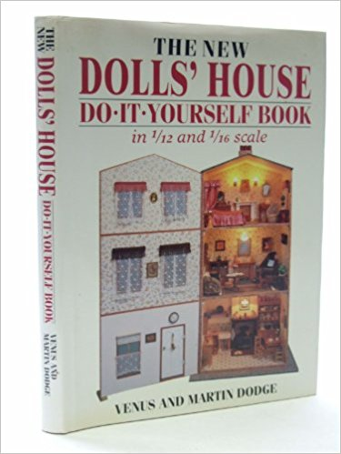 Livre The New Dolls' House Do-It-Yourself Book in 1/12 and 1/16 Scale The_ne10