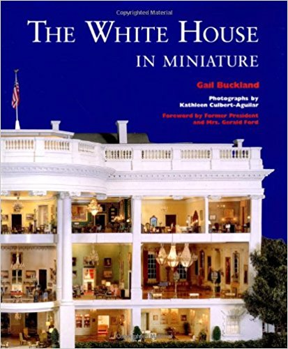 Livre The White House in Miniature The_wh10