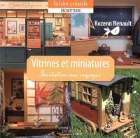 LIVRE : Vitrines et miniatures invitation aux voyages Vitrin10