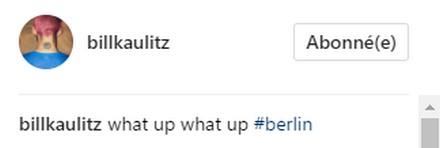 [Instagram Officiel] Instagram  Bill,Tom,Gus,Georg et TH - Page 21 Sans_279