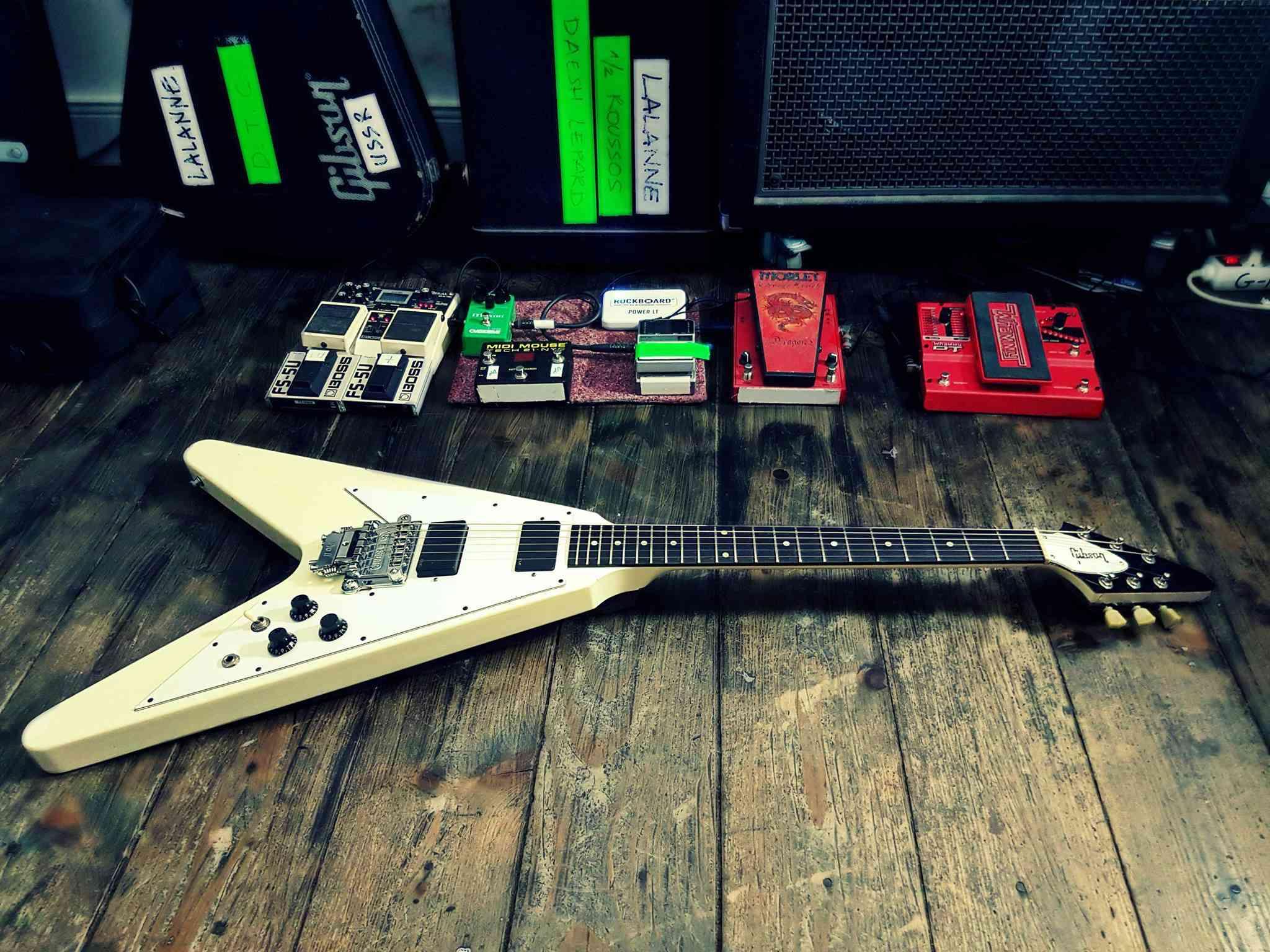 LOUDBLAST a un nouveau guitariste ... 16402910