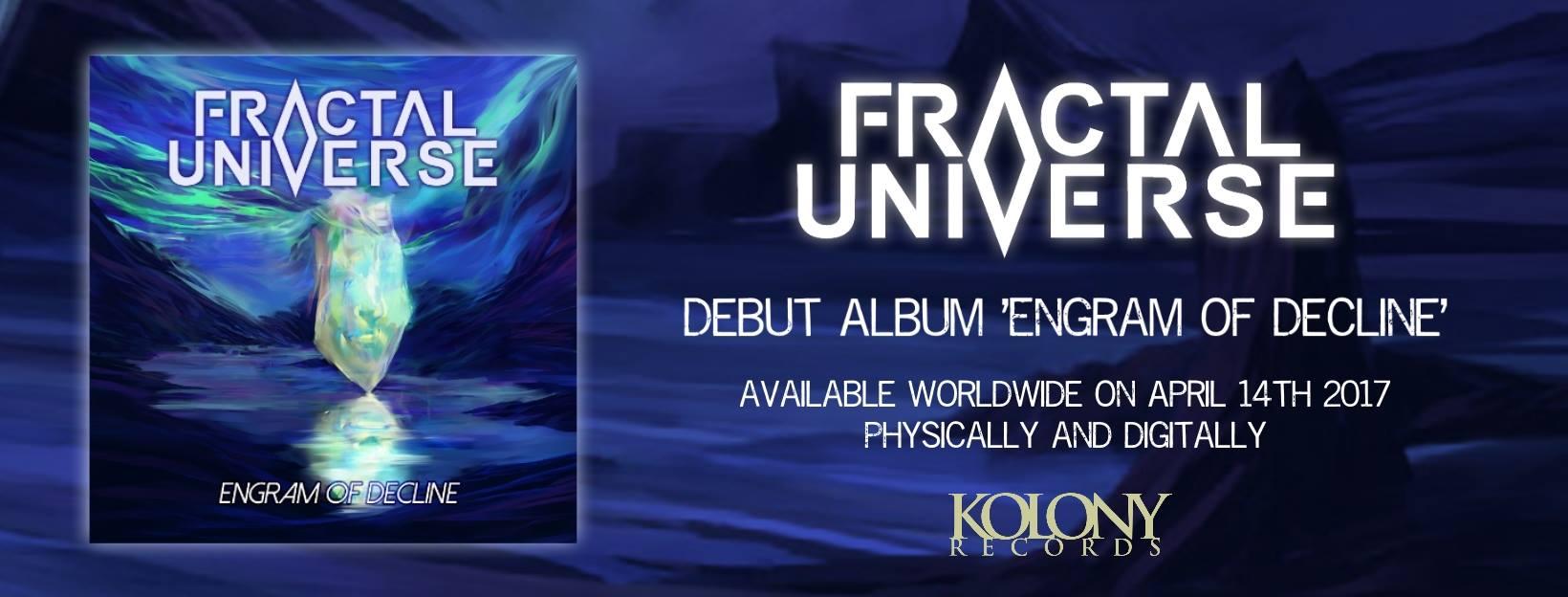 FRACTAL UNIVERSE Sons of Ignorance (2017) Nouveau clip Progressive/Technical Death Metal 16422310