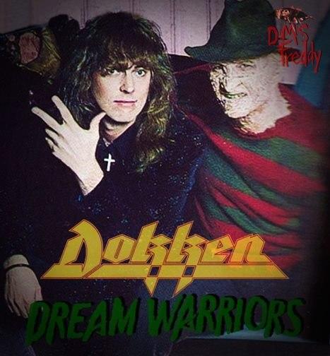 """DON DOKKEN chante en acoustique """"Dreams Warriors"""" ... 45fc2310"""