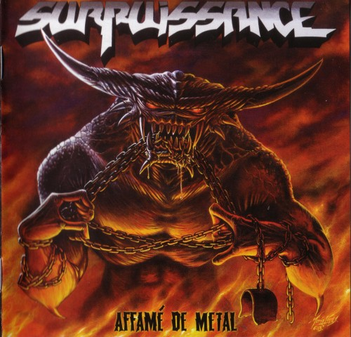 SURPUISSANCE Affame De Metal (2013) (Heavy/Thrash) 53339910