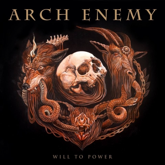 ARCH ENEMY Will To Power (2017)  58013-10