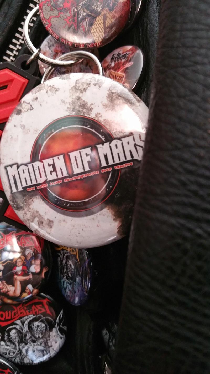 MAIDEN OF MARS Ashes of Ohros (2014) Heavy Metal (Draguignan - Var - 83) 613
