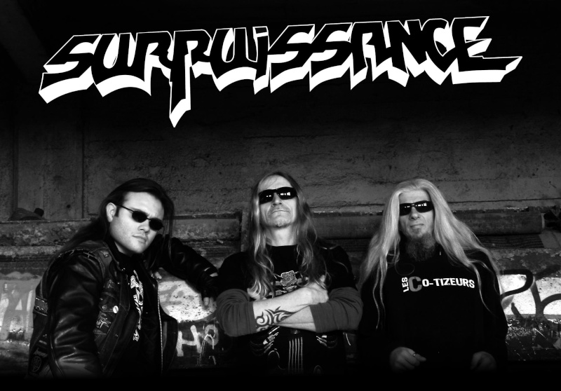 SURPUISSANCE Affame De Metal (2013) (Heavy/Thrash) 70630010
