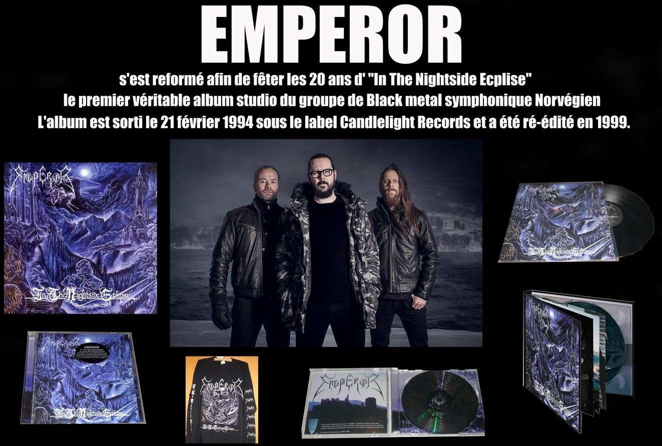 Les NEWS du METAL en VRAC ... - Page 3 Empero10