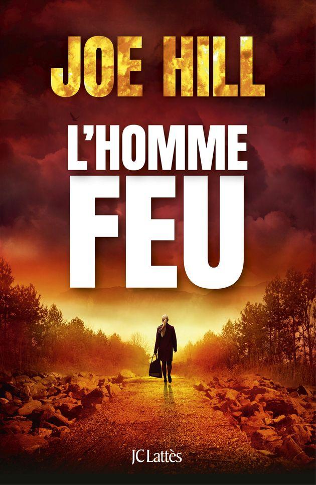 L'HOMME FEU Joe Hill (2017) Le fils de Stephen King à l'oeuvre. Homme_10