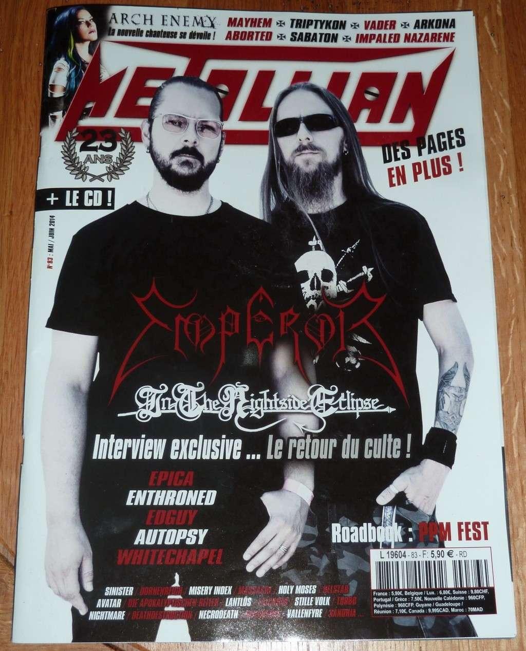 Les NEWS du METAL en VRAC ... - Page 2 M111