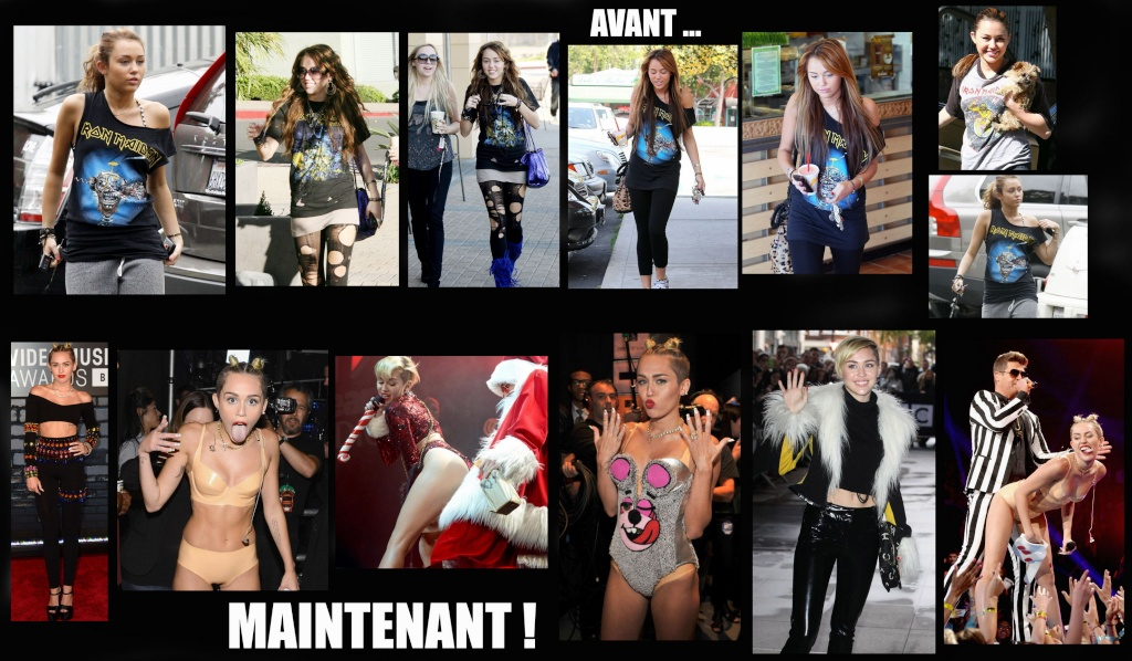 Mes petits montages photos ... - Page 2 Miley_13
