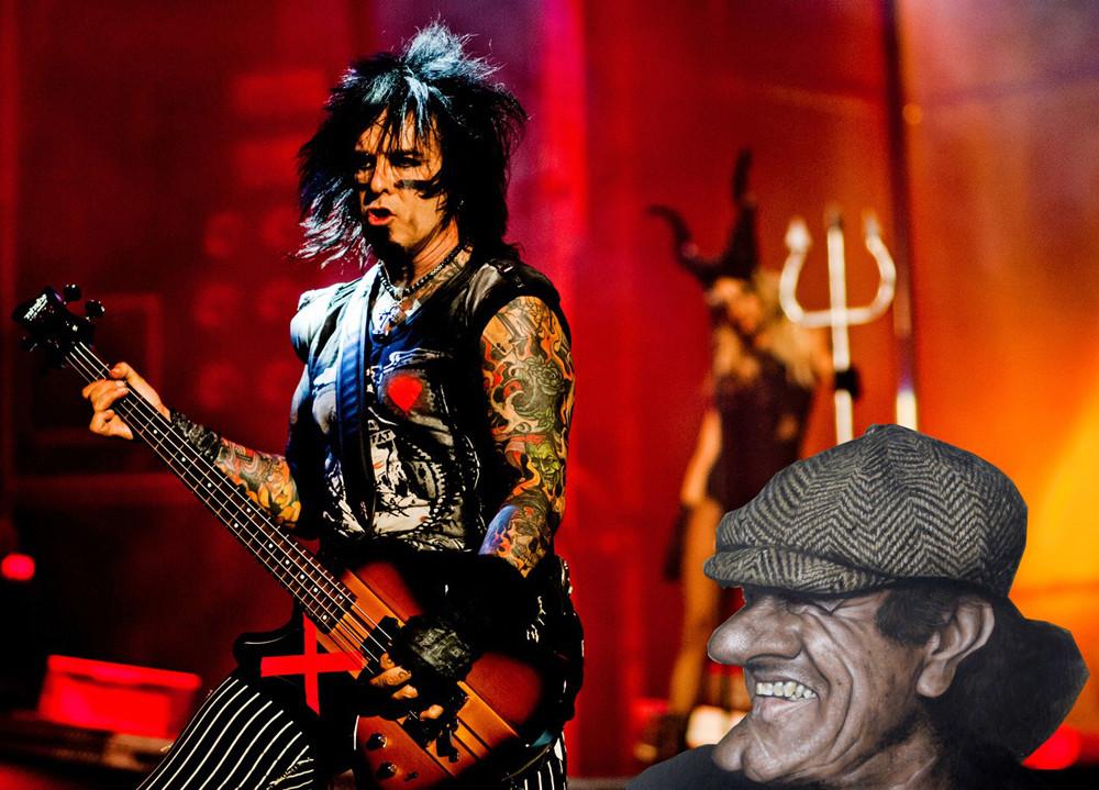 BRIAN JOHNSON a dit sur les tatouages de Nikki Sixx (Motley Crüe). Nikki_10