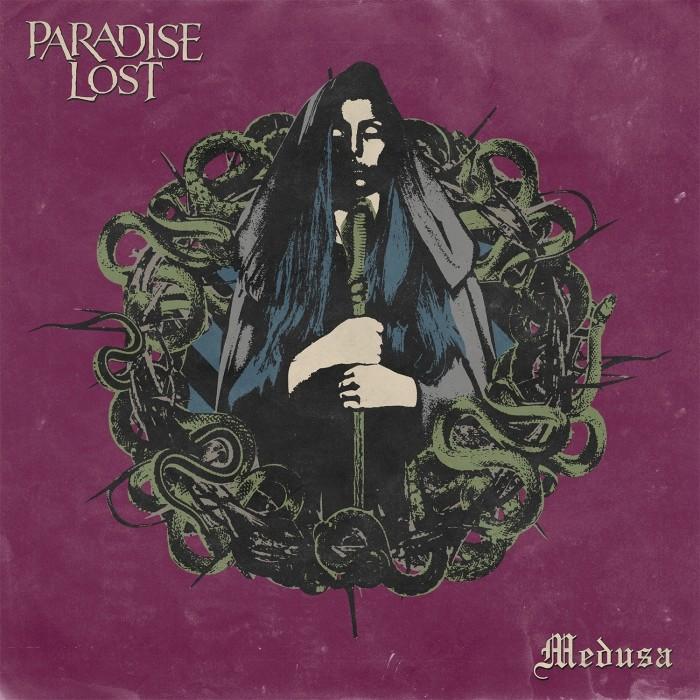 PARADISE LOST dévoile sa pochette d'album 2017 ... Paradi10