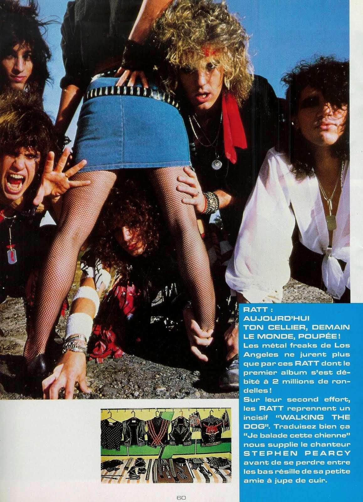 METAL HURLANT Février 1985 : toutes les photos de la catastrophe Hard-Rock ... Scan0016