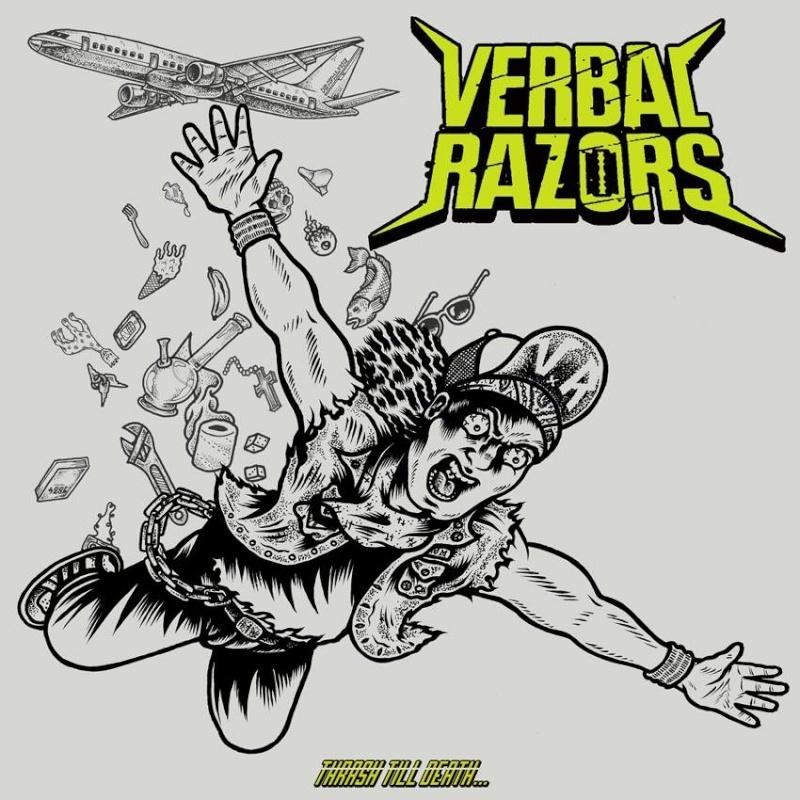 VERBAL RAZORS Verbal Razors (2014) Verbal12