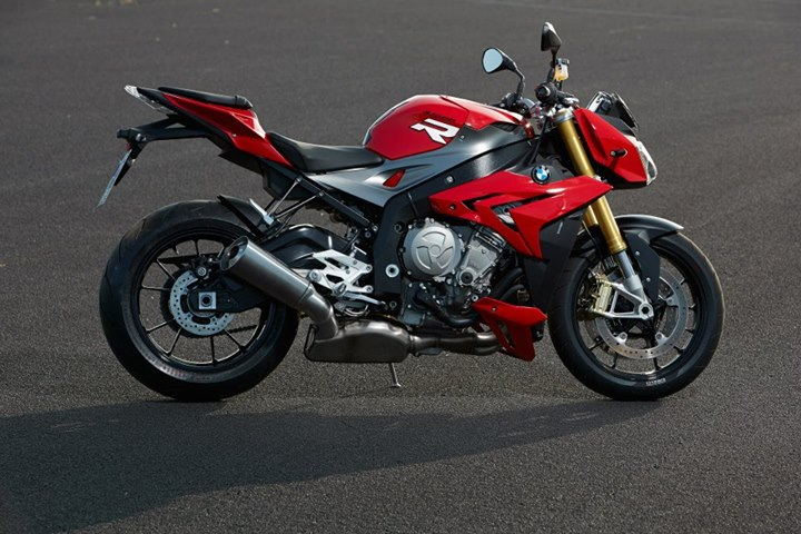 Le roadster BMW S 1000 R 14257710