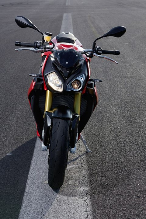 Le roadster BMW S 1000 R 14413710