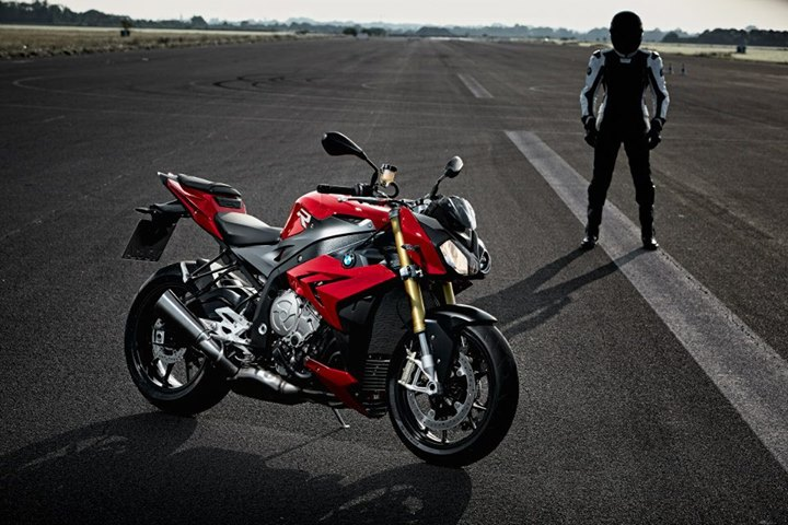 Le roadster BMW S 1000 R 99910010