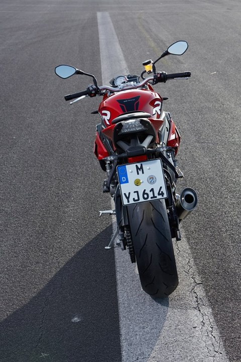 Le roadster BMW S 1000 R 99972110