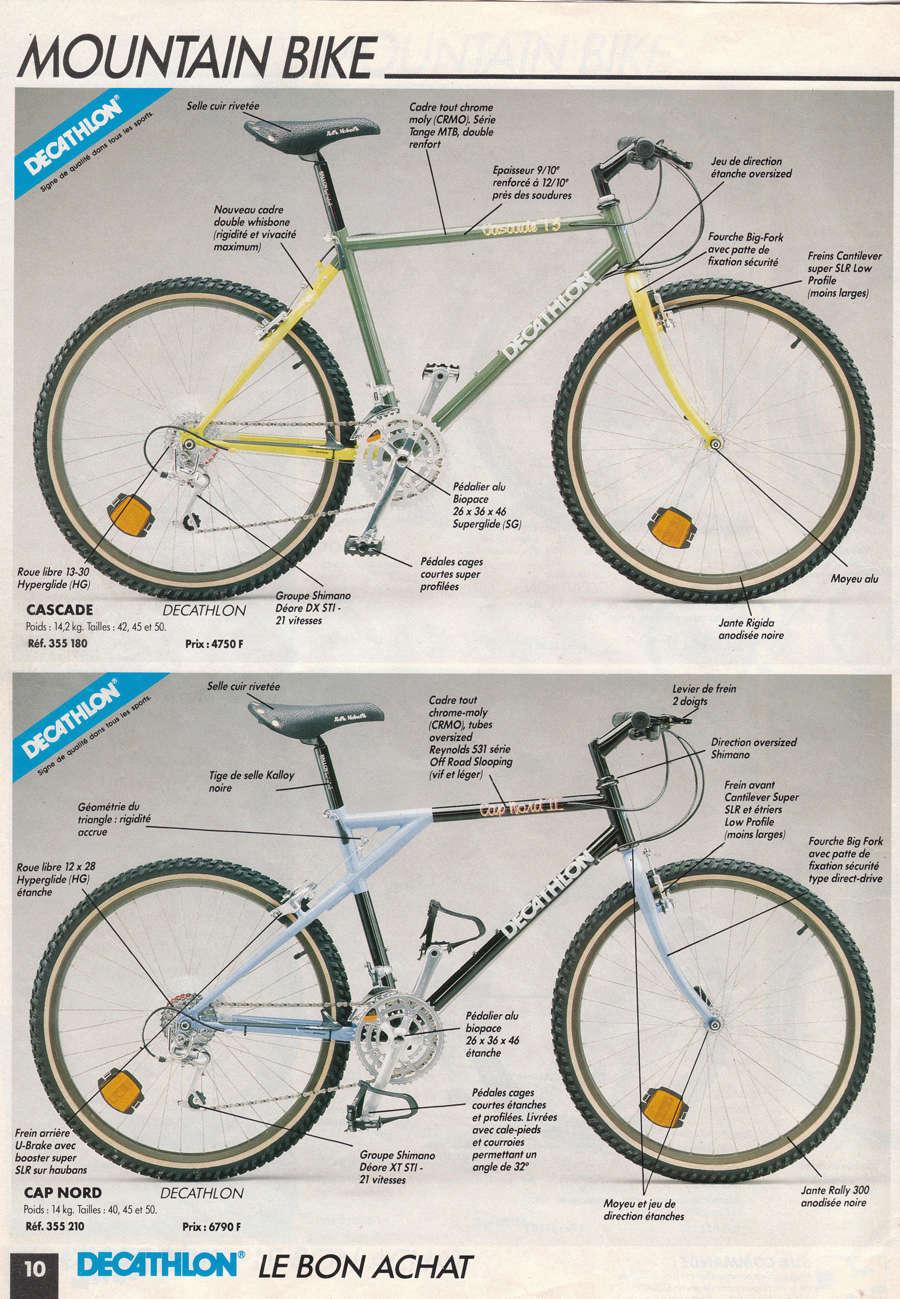 Decathlon Cap Nord II (1990) - Page 2 Chahum11