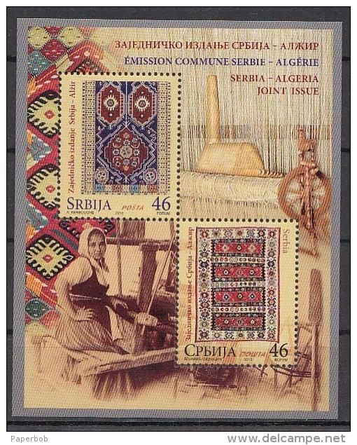 Emission commune Algérie- Serbie. 716_0012