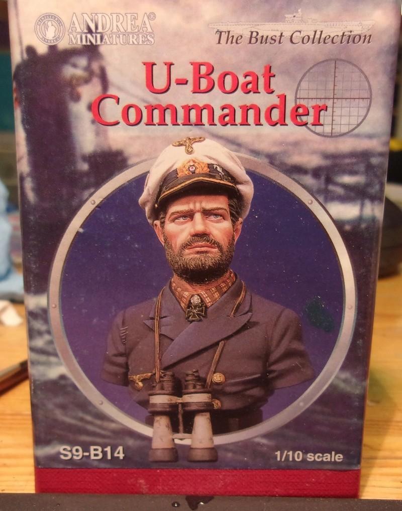 "Bustes 1/10 "" Commandant U-BOOT "" 114_2923"