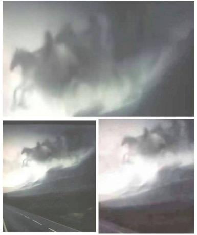Dans le cloud. Caval11