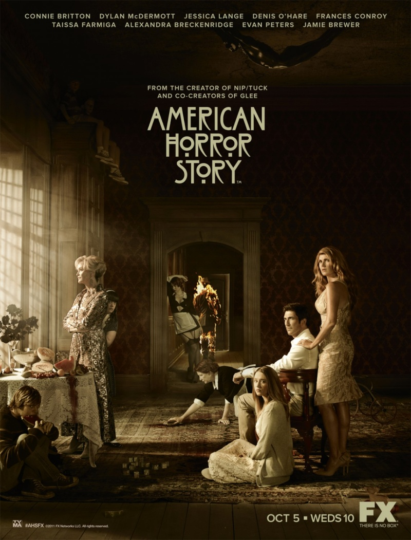 American Horror Story Affich10