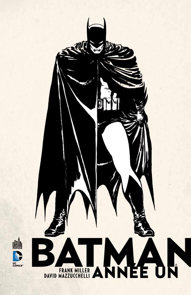 [DC] Batman - Année Un Album-10