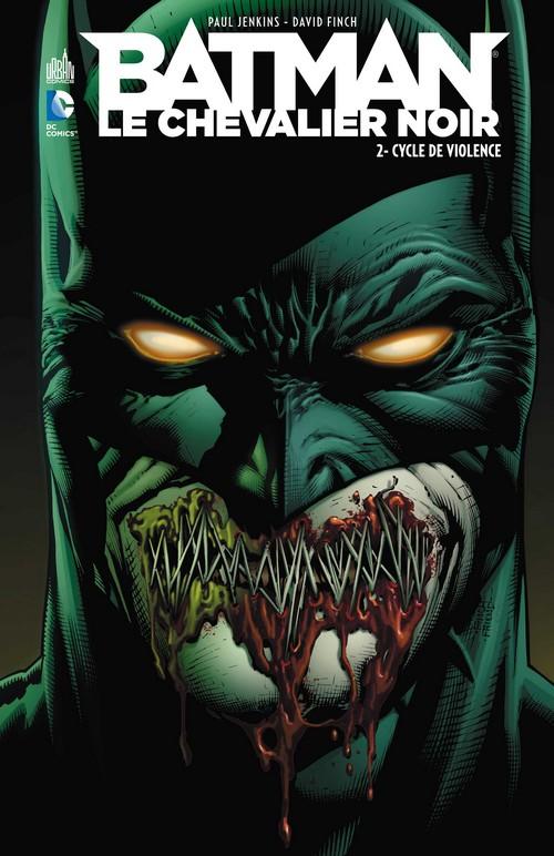 [DC] Batman le chevalier noir - Cycle de violence Batman16