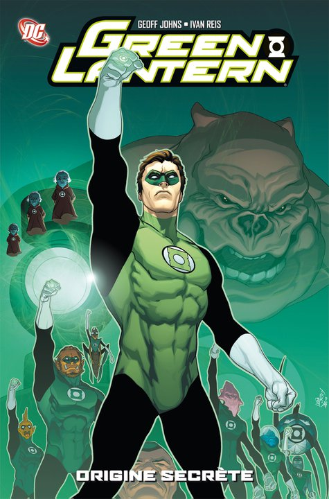 [DC] Green Lantern - Origines Secrètes Best-c10